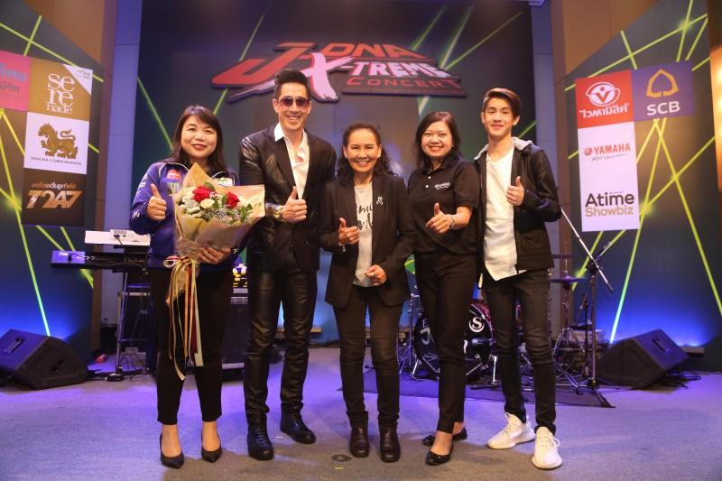01 ยามาฮ่าสนับสนุนคอนเสิร์ต เจ เจตริน เจ้าพ่อขาแดนซ์เมืองไทย กับ J DNA X TREME CONCERT