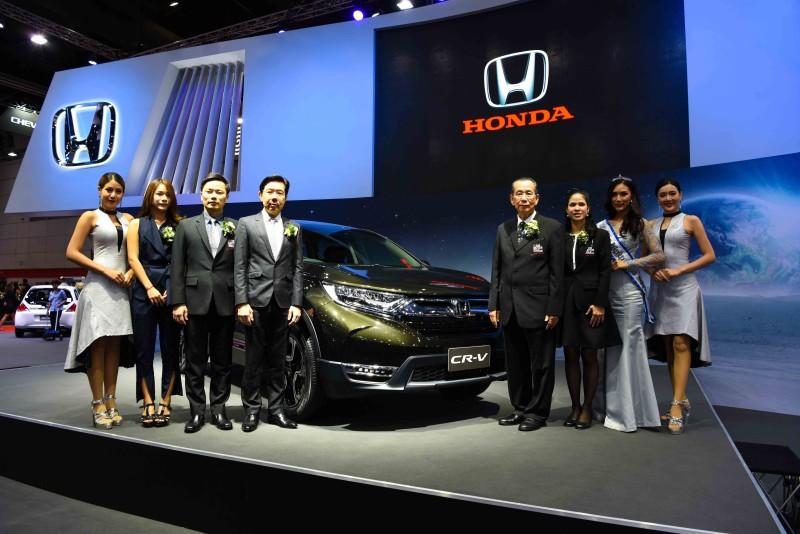 Honda At BIG Motor Sale 2017 5