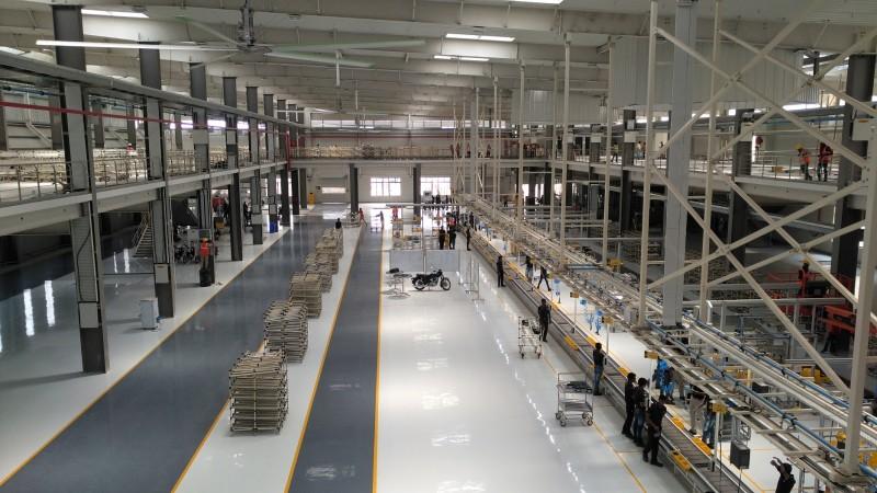 Royal Enfield Third Plant In Vallam Vadagal 3