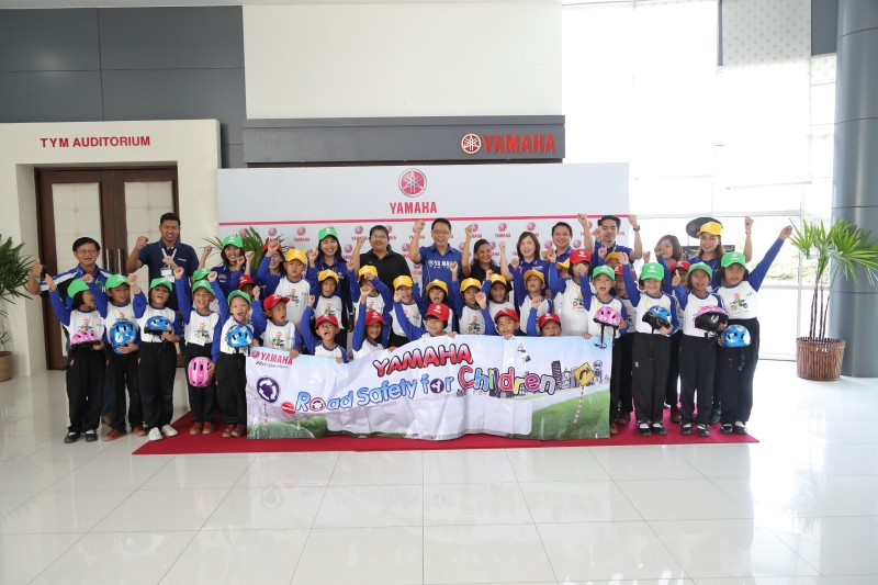 01.YAMAHA Road Safety For Children 2017