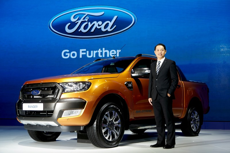 Ford Thailand Q3 2017 Sales (1)