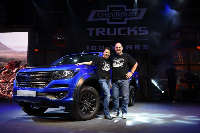 100 Years Of Chevrolet Trucks Ian Nicholls And Una Tan