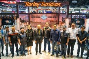 ฮาร์ลีย์-เดวิดสัน®   เปิดตัวรถมอเตอร์ไซค์รุ่นตกแต่งพิเศษ (CVO™)  และซอฟเทล (SOFTAIL™) ประเดิมร่วมงานมอเตอร์ เอ็กซ์โป ครั้งที่ 34