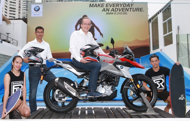 BMW G 310 GS Launch (2)