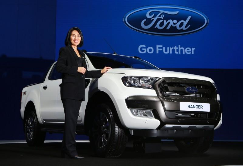 Ford Motor Expo 2017 Ranger