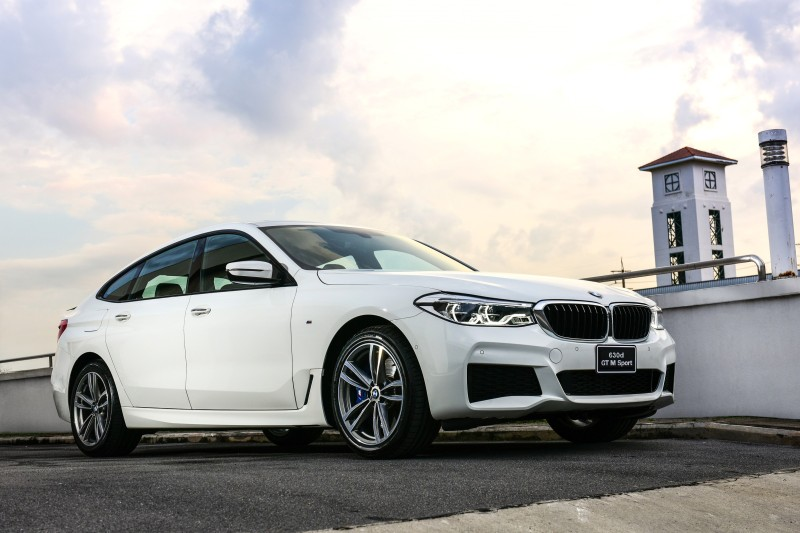 The All New BMW 630d GT M Sport (01)
