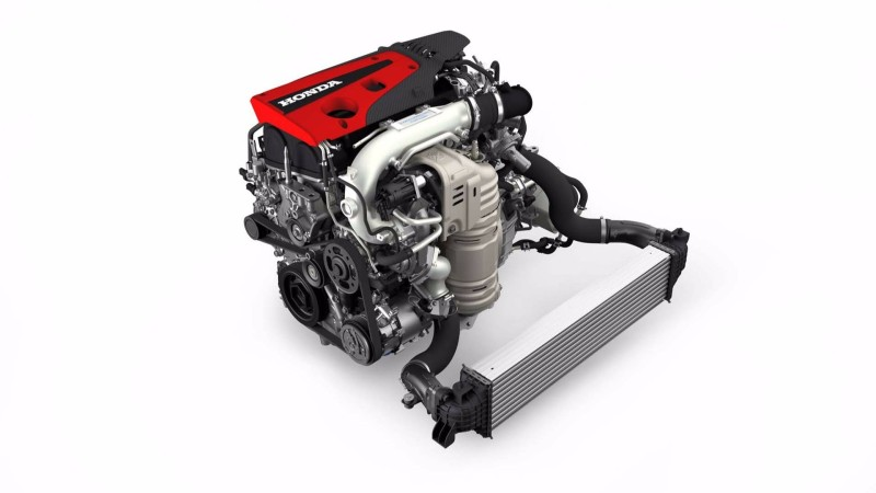 Civic Type R Crate Engine