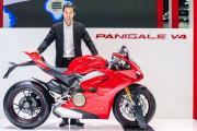 Ducati Panigale V4 คว้าแชมป์ซูเปอร์ไบค์ที่มียอดจองสูงสุดในประเทศไทย
