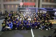ยามาฮ่าแรงต่อเนื่อง!!! ยอดจองในงาน Motor Expo 2017 กว่า 800 คัน