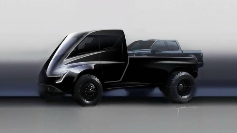 Tesla Pickup Truck 2
