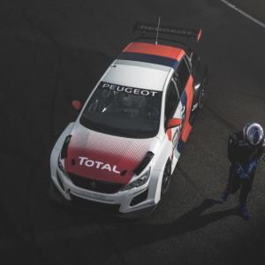 2018 Peugeot 308 Tcr 18