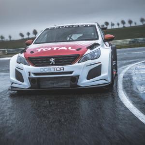 2018 Peugeot 308 Tcr 2