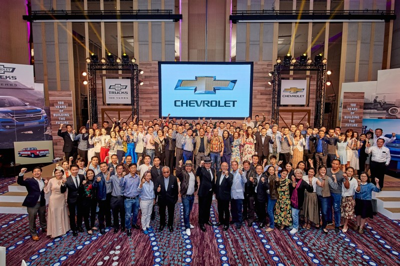 Chevrolet Dealers Conference 1