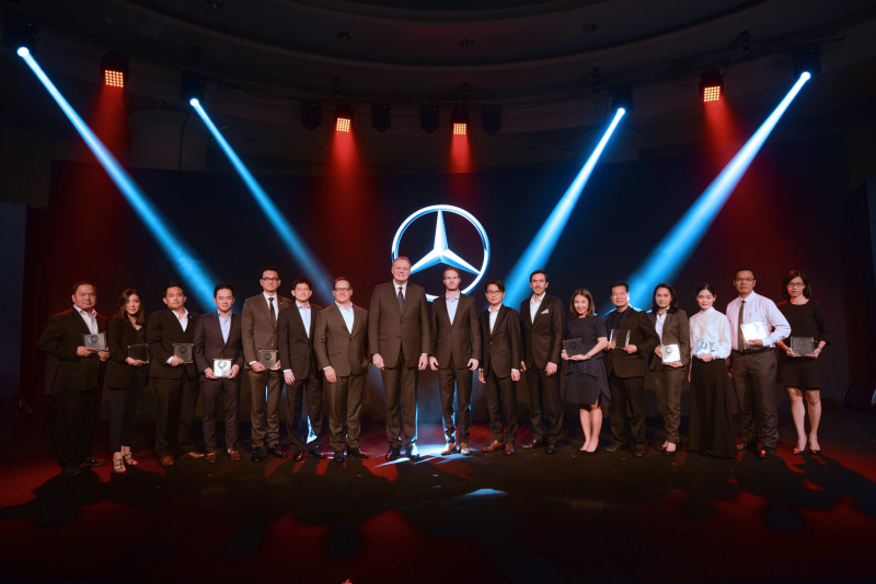 Mercedes Benz (Thailand) And Mercedes Benz Leasing (Thailand) With Authorised AMG Dealers