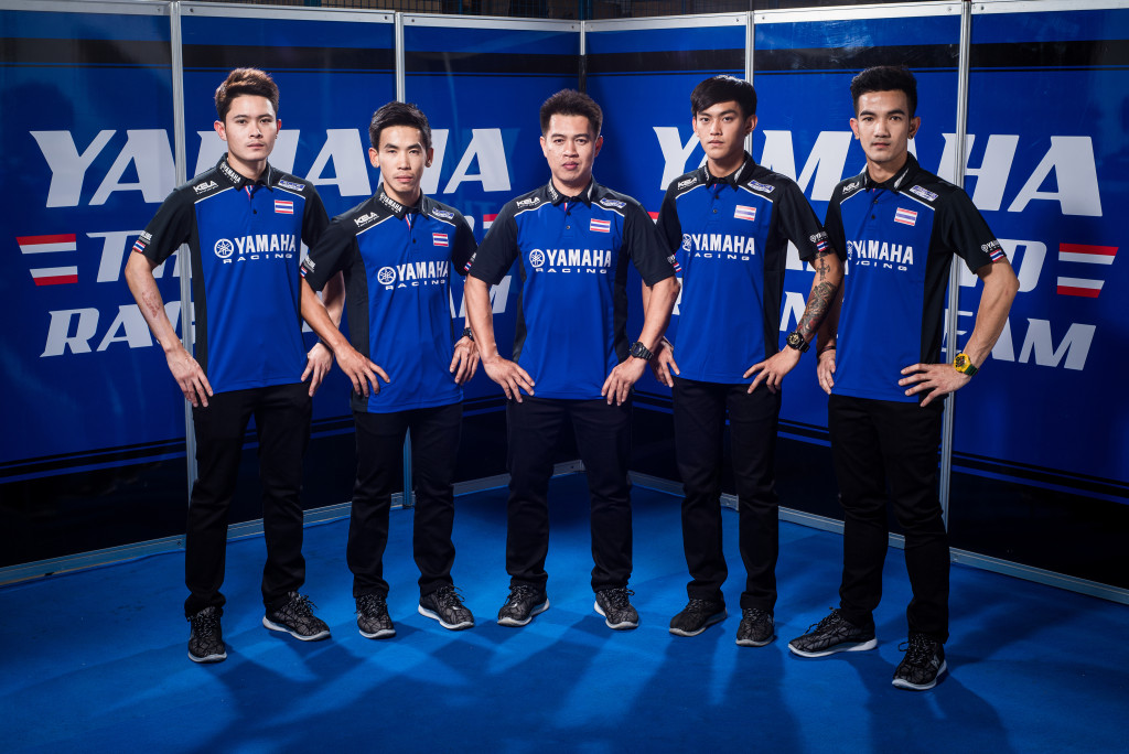 01 Yamaha Thailand Racing Team