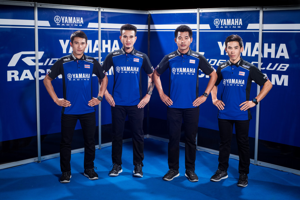 02 YAMAHA RIDERS' CLUB RACING TEAM