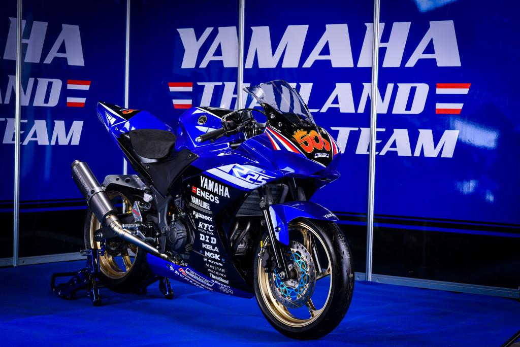 02 Yamaha R-Series (YZF-R25)