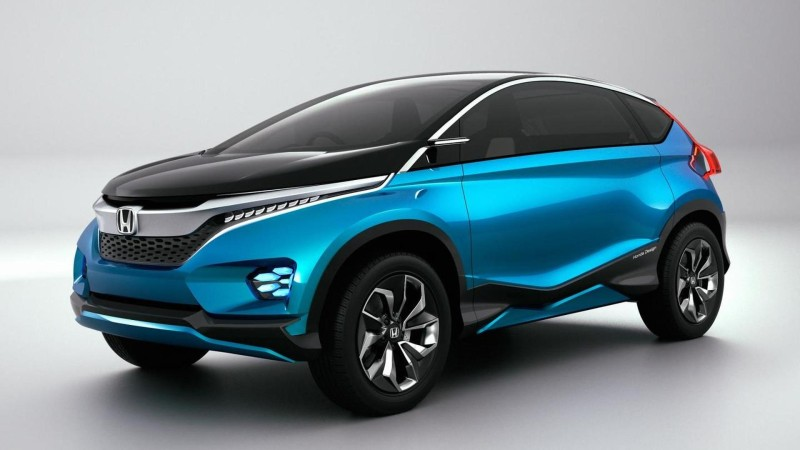 Honda เตรียมพัฒนาคอมแพ็คเอสยูวีรุ่นใหม่ ลงตลาดอินเดีย