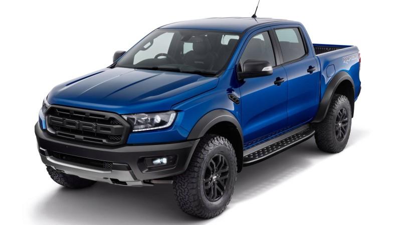 Ford เคยทดสอบเกียร์ 13 สปีดใน Ranger Raptor