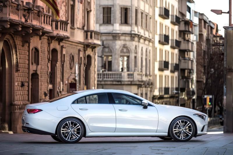 Der neue Mercedes-Benz CLS 350d // The New Mercedes-Benz CLS 350d