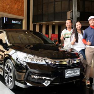 Honda Accord Exclusive Golf 10