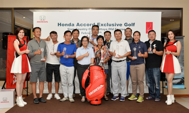 Honda Accord Exclusive Golf_8