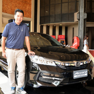 Honda Accord Exclusive Golf 9