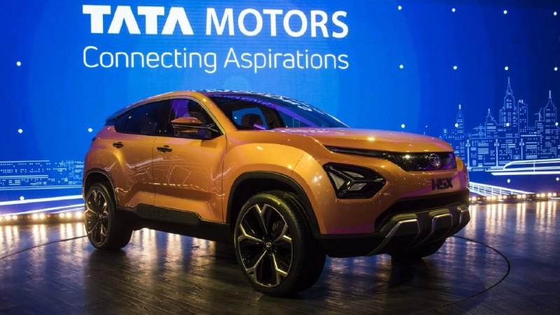 TATA เผยโฉม H5X ต้นแบบ SUV สุดล้ำ คาดเปิดตัว 2019