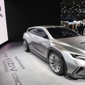Subaru Viziv Tourer Concept Geneva 2018