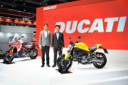 Ducati เปิดตัวรถรุ่นใหม่ พร้อมจัดแคมเปญสุดพิเศษ เชียร์ MotoGP ติดขอบสนามในงาน Motor Show 2018