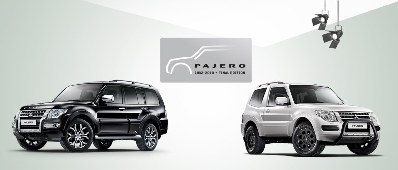 01 140 Pajero Final Edition 3 Tuerer 5 Tuerer