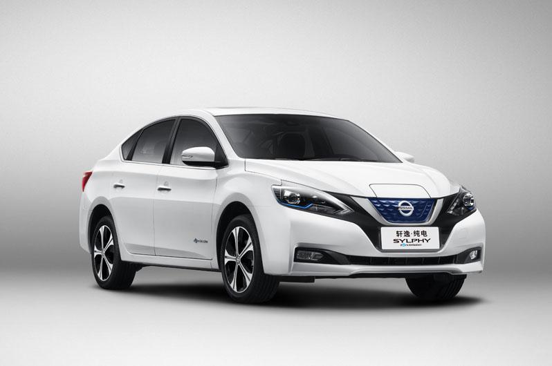 นิสสันเปิดตัว Sylphy Zero Emission ในงาน Auto China 2018
