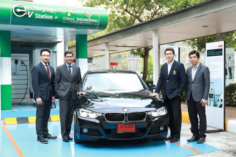 BMW 330e M Sport Handover