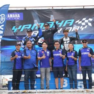 18 ยามาฮ่าตอกย้ำผู้นำมอเตอร์สปอร์ตตัวจริง จัดกิจกรรม YAMAHA R Series Track Day