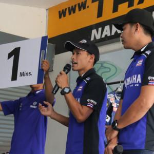19 ยามาฮ่าตอกย้ำผู้นำมอเตอร์สปอร์ตตัวจริง จัดกิจกรรม YAMAHA R Series Track Day