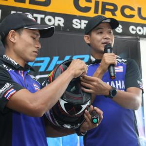 20 ยามาฮ่าตอกย้ำผู้นำมอเตอร์สปอร์ตตัวจริง จัดกิจกรรม YAMAHA R Series Track Day