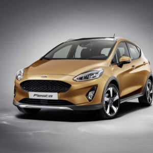 2018 Ford Fiesta ACTIVE 32