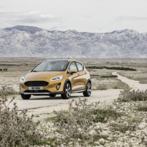 2018 Ford Fiesta ACTIVE 35