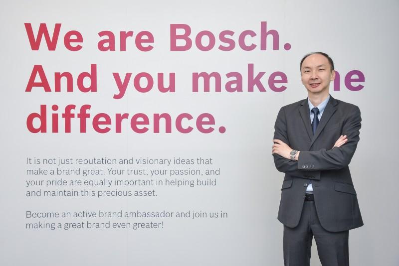 01 Mr.Joseph Hong, Managing Director Of Bosch In Thailand