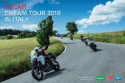 โปรฯ 0% 10 เดือน ให้คุณสัมผัสทุกทริปในฝันของไบค์เกอร์ไปกับ Ducati Dream Tour 2018