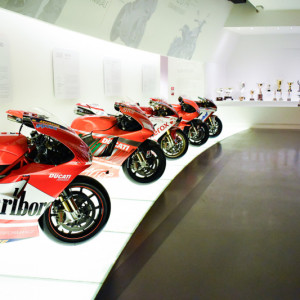 Ducati Museum&Factory 4