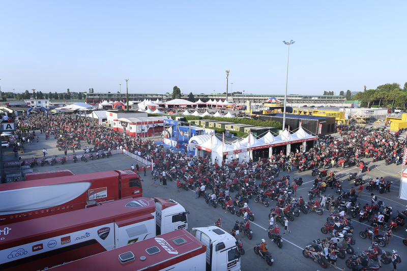 World Ducati Week 2016  1
