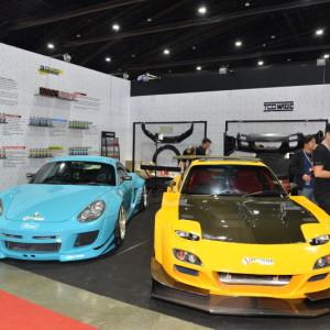 บูท SPEEDSTER รหัส E 6 ในงานBangkok  International Auto Salon