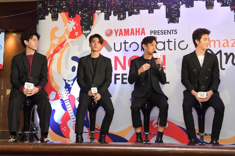 05 ยามาฮ่าผนึกกำลังการท่องเที่ยวแห่งประเทศไทยจัดเทศกาลสุดยิ่งใหญ่