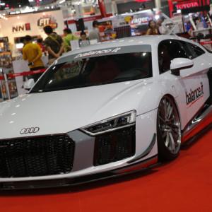 1 สุดยอดรถแต่งจากประเทศญี่ปุ่น AUDI BALANCE IT R8