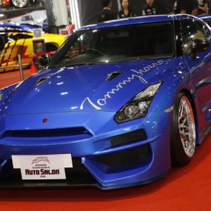 1 สุดยอดรถแต่งจากประเทศญี่ปุ่น NISSAN Tommy Kaira R Concept