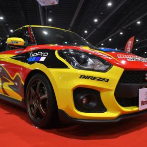 1 สุดยอดรถแต่งจากประเทศญี่ปุ่น SUZUKI Monster SPORT ZC33S