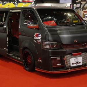1 สุดยอดรถแต่งจากประเทศญี่ปุ่น TOYOTA VITABON GO VR38