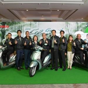 10 ยามาฮ่ารุกตลาดครั้งใหญ่ ส่ง New Yamaha Grand Filano Hybrid