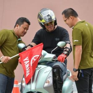 11 ยามาฮ่ารุกตลาดครั้งใหญ่ ส่ง New Yamaha Grand Filano Hybrid